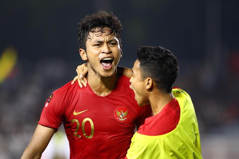 U22 Indonesia vao chung ket SEA Games sau tran thang 4-2 hinh anh