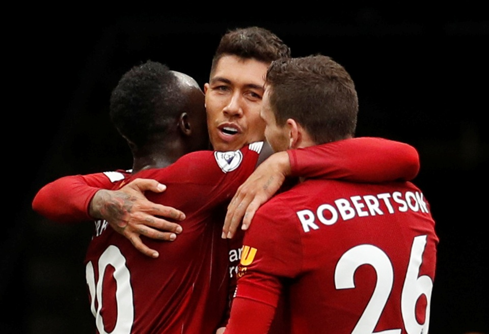 Chelsea 0-2 Liverpool: Firmino nhan doi cach biet hinh anh