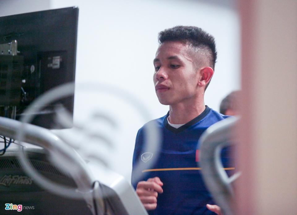 Tuyen Viet Nam hang say tap gym truoc tran gap Yemen hinh anh 3