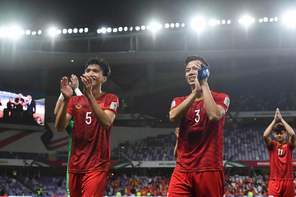 Tuyen Viet Nam lan dau no nu cuoi chien thang tai Asian Cup 2019 hinh anh 5