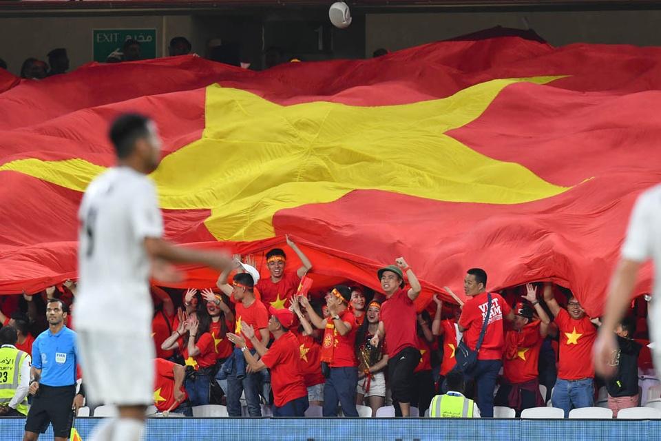 Tuyen Viet Nam lan dau no nu cuoi chien thang tai Asian Cup 2019 hinh anh 10