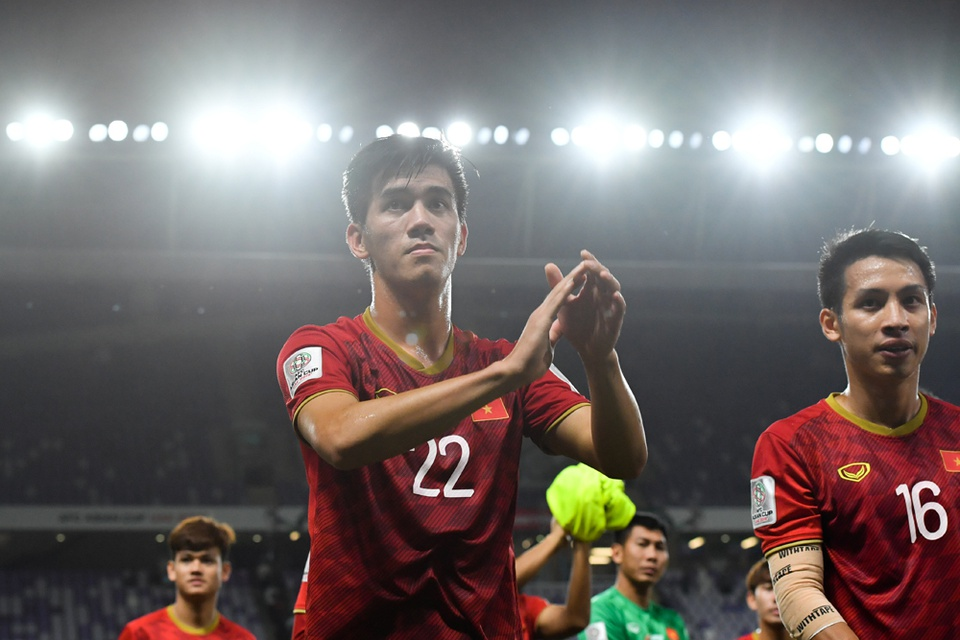 Tuyen Viet Nam lan dau no nu cuoi chien thang tai Asian Cup 2019 hinh anh 7