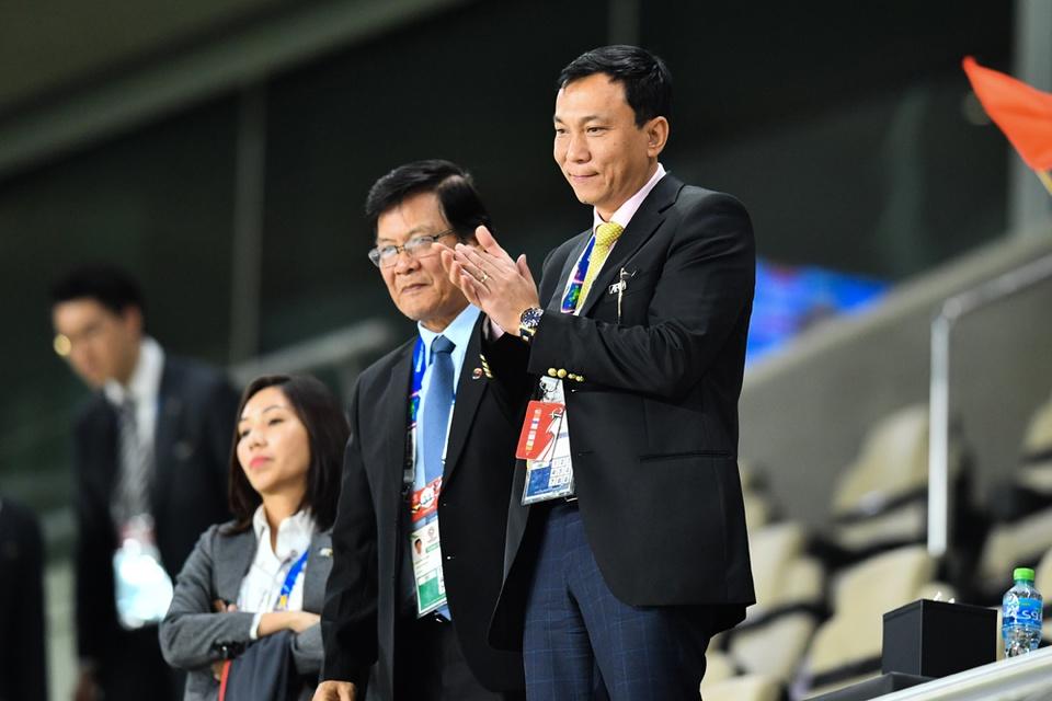 Tuyen Viet Nam lan dau no nu cuoi chien thang tai Asian Cup 2019 hinh anh 9