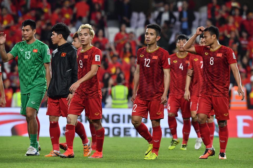 Tuyen Viet Nam lan dau no nu cuoi chien thang tai Asian Cup 2019 hinh anh 8