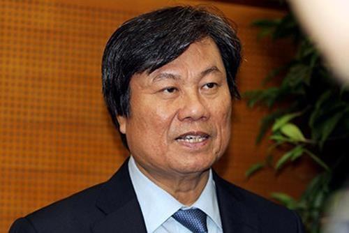 Thu tuong ky luat nguyen Pho chu nhiem VP Chinh phu Pham Viet Muon hinh anh