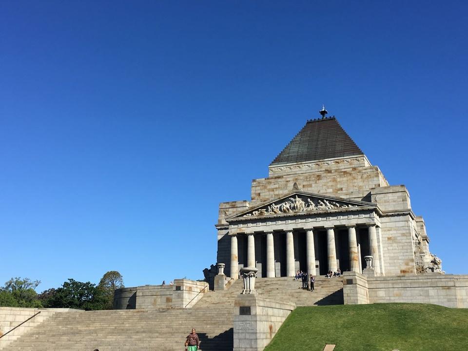 Den Australia, tham den tuong niem dep ngo ngang o Melbourne hinh anh 2