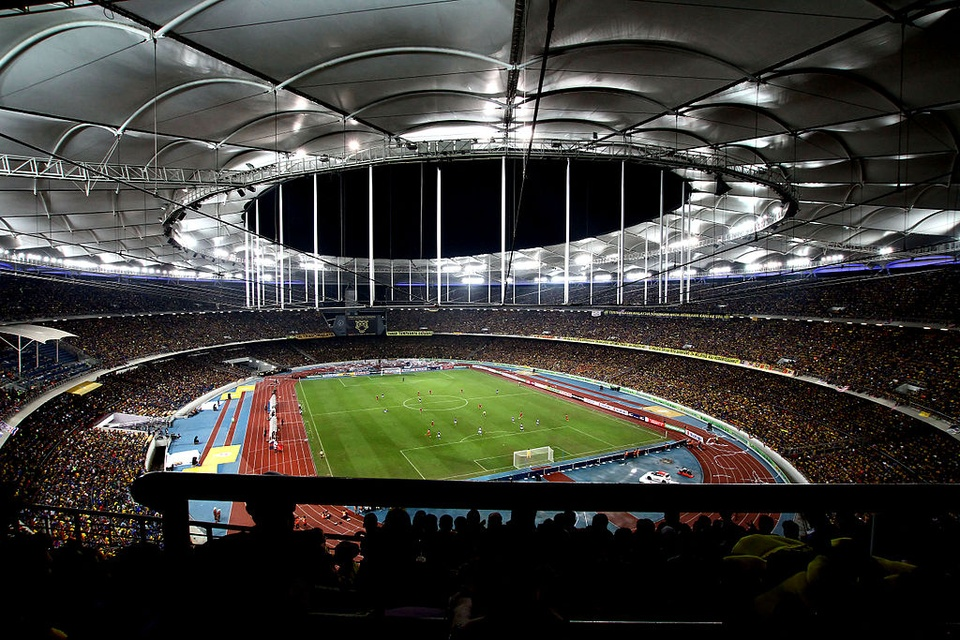 Bên cạnh các sự kiện thể thao nổi tiếng, sân Bukit Jalil cũng từng là