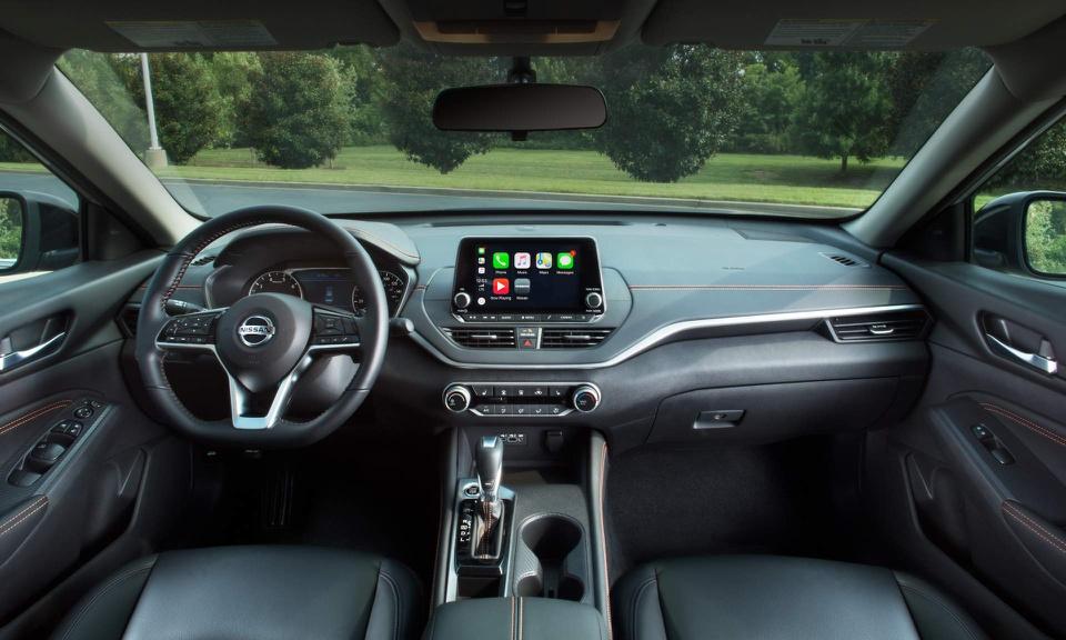 Nissan Teana 2019 lot xac toan dien, gia tang nhe hinh anh 6