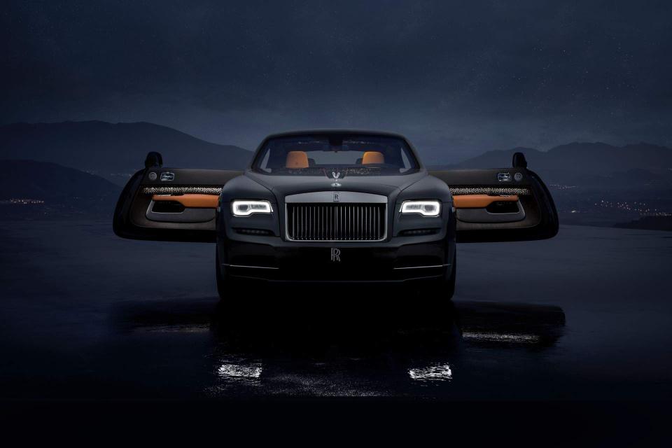 Nhung chiec Rolls-Royce xa hoa doc dao cua the gioi hinh anh 8