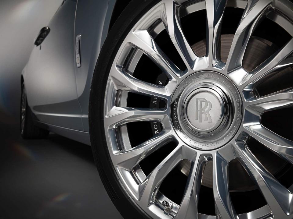 Nhung chiec Rolls-Royce xa hoa doc dao cua the gioi hinh anh 6