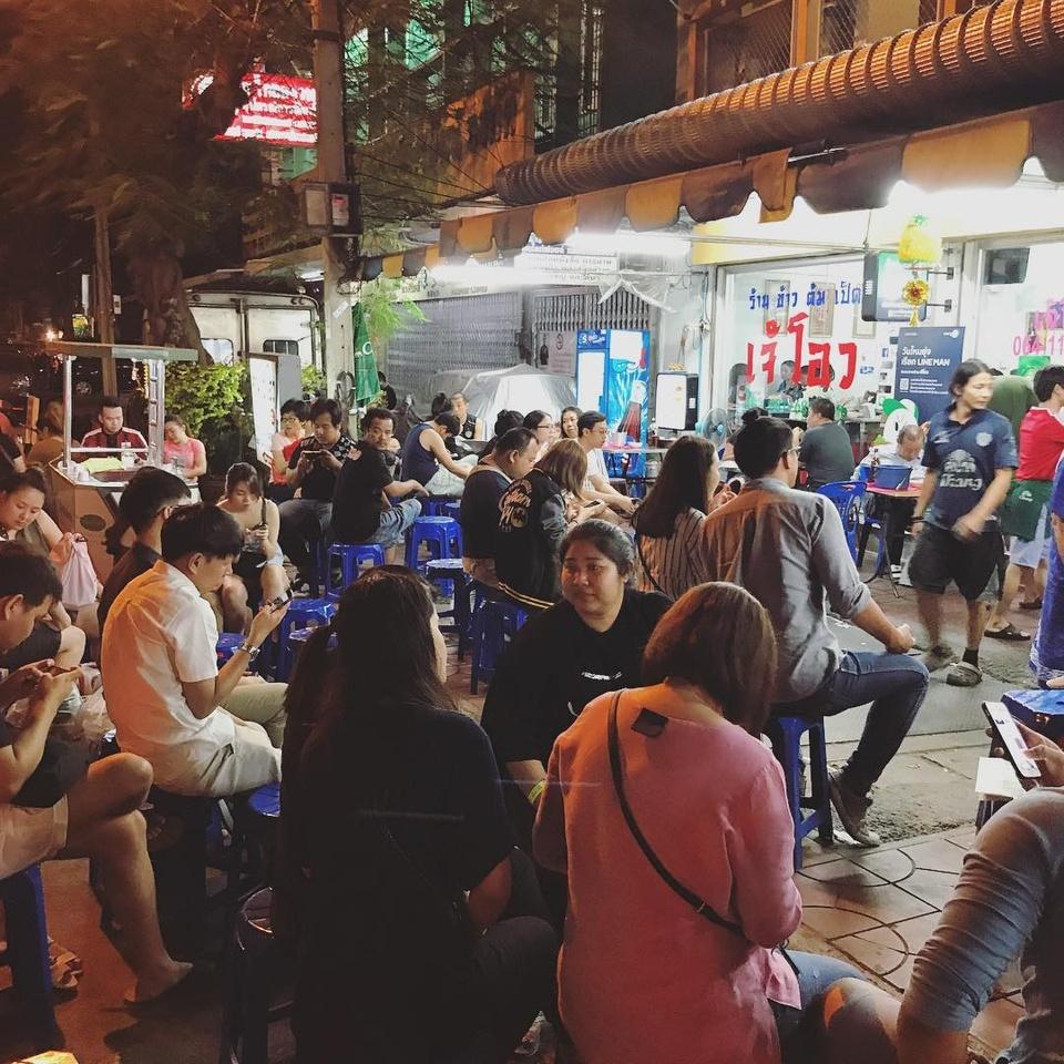 3 quan an 'cho doi la hanh phuc' o Bangkok hinh anh 3