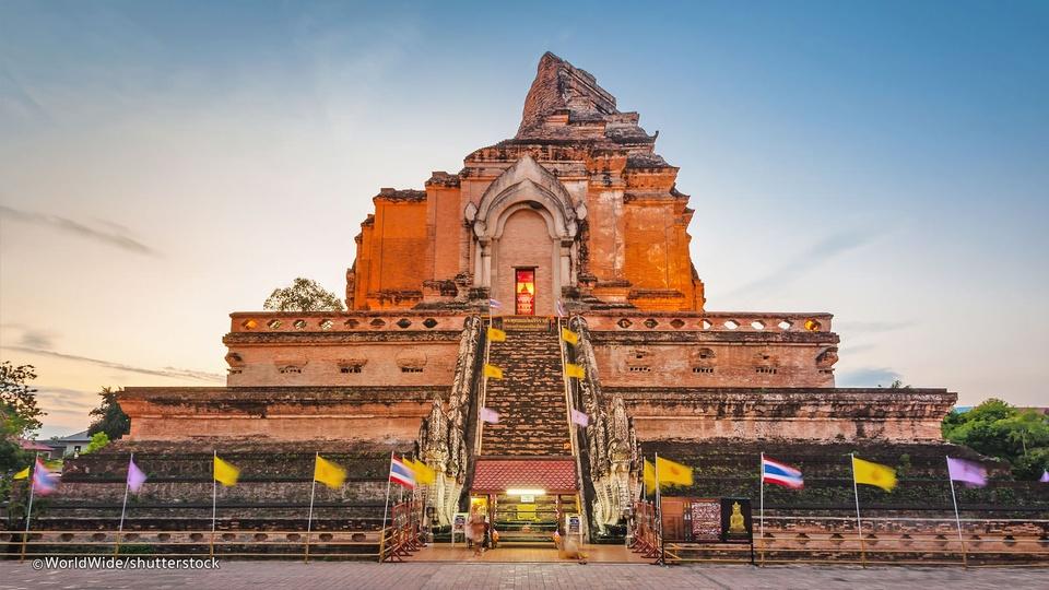 9 trai nghiem van hoa chua thu coi nhu chua toi Chiang Mai hinh anh 1