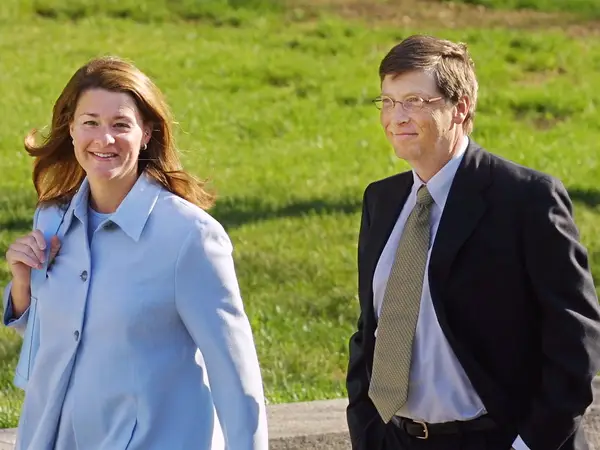 Bill va Melinda Gates ly hon anh 5