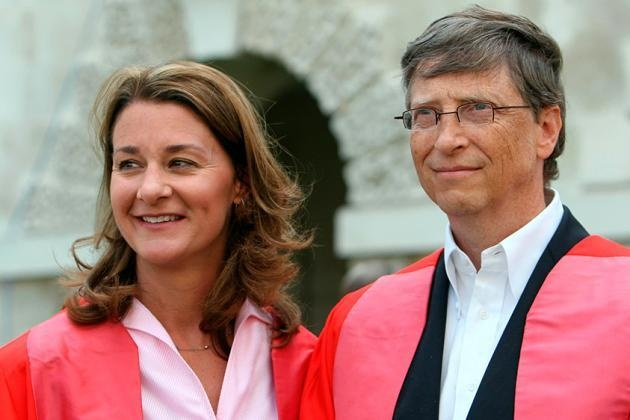 Bill va Melinda Gates ly hon anh 14