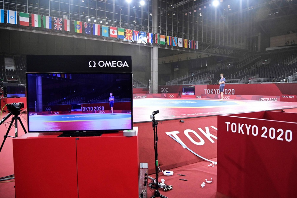 Cong nghe cua Omega tai Olympic anh 6