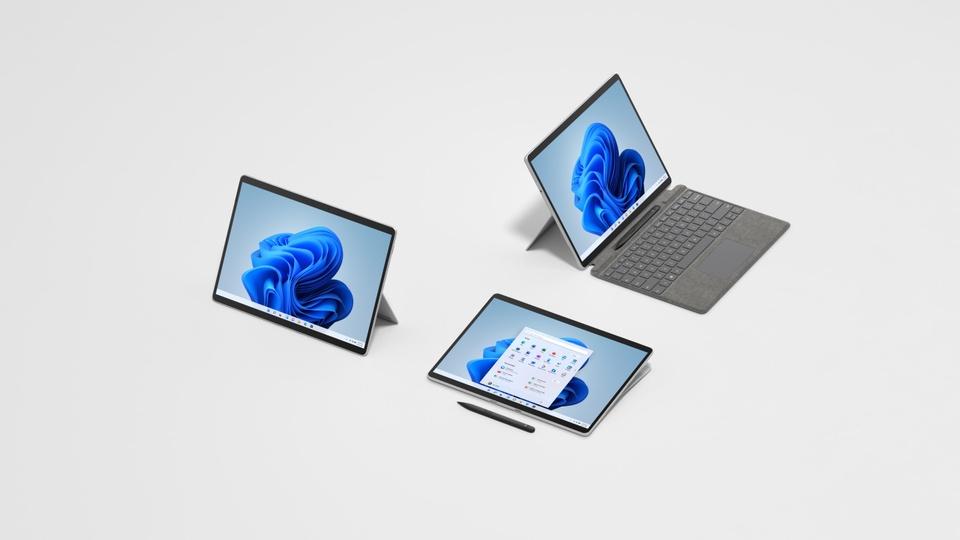 Microsoft ra mat Surface Laptop Studio va Surface Pro 8 anh 11