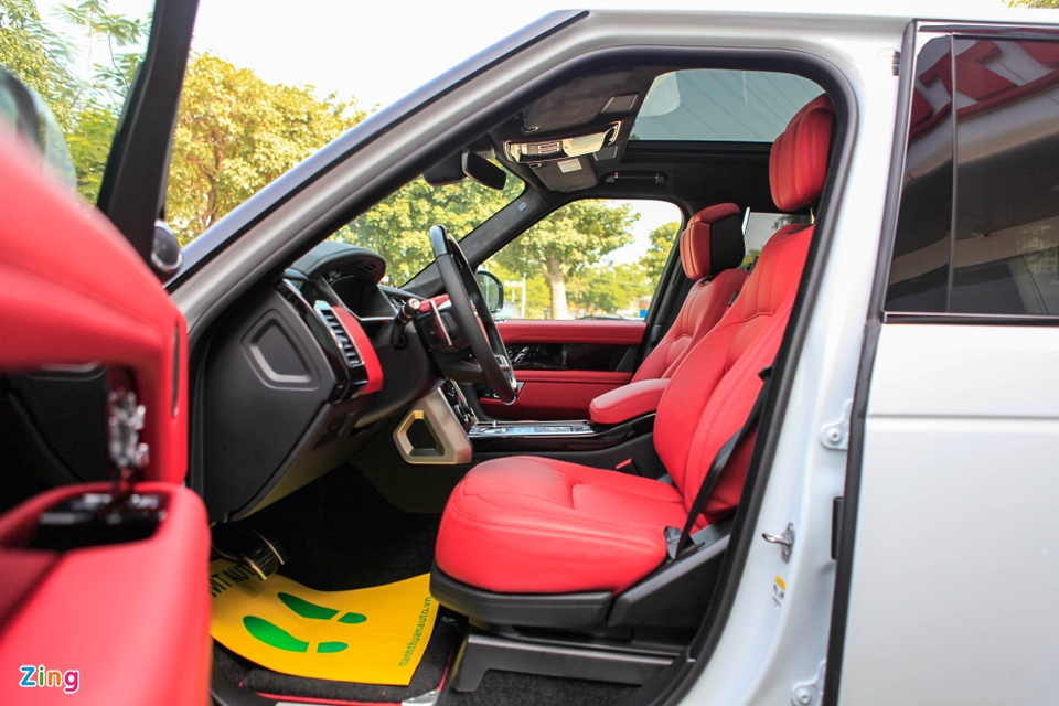 Chi tiet Range Rover Autobiography LWB 2020 anh 10