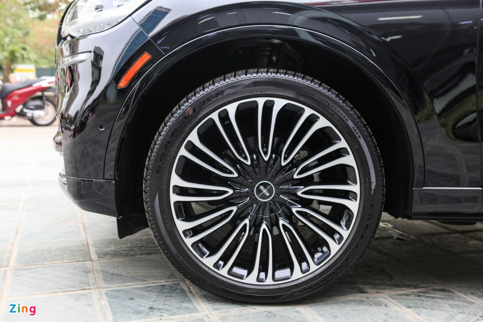 Chi tiet Lincoln Aviator Black Label - SUV 7 cho gia hon 6 ty dong anh 10