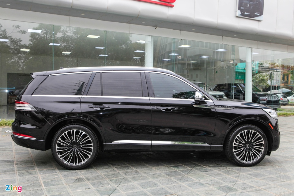Chi tiet Lincoln Aviator Black Label - SUV 7 cho gia hon 6 ty dong anh 5