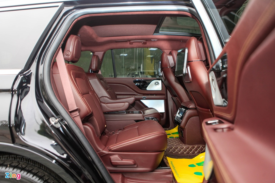 Chi tiet Lincoln Aviator Black Label - SUV 7 cho gia hon 6 ty dong anh 20