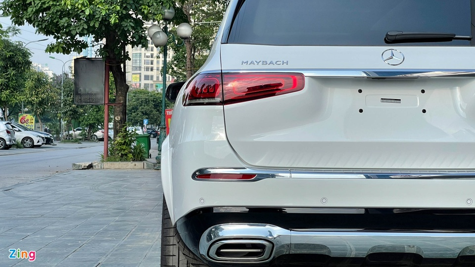 Mercedes-Maybach GLS 600 tai Viet Nam anh 11