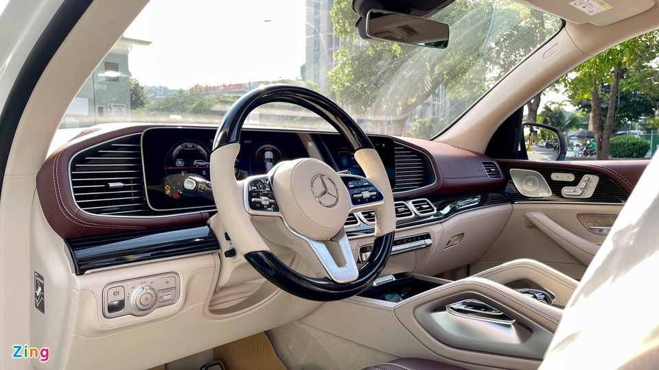 Mercedes-Maybach GLS 600 tai Viet Nam anh 17