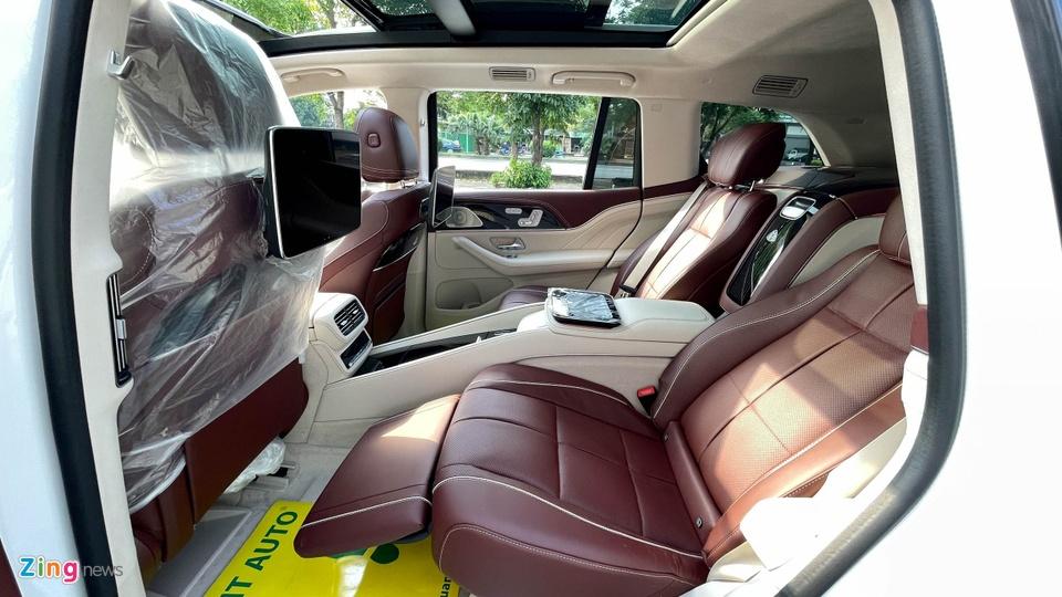 Mercedes-Maybach GLS 600 tai Viet Nam anh 18