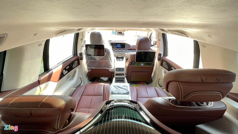 Mercedes-Maybach GLS 600 tai Viet Nam anh 21