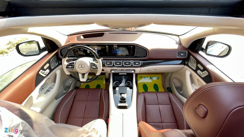Mercedes-Maybach GLS 600 tai Viet Nam anh 14