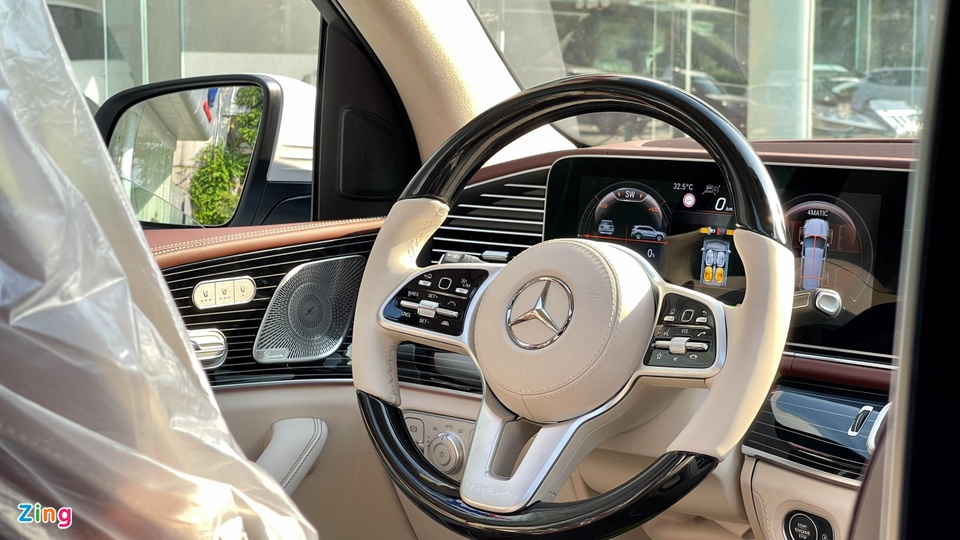 Mercedes-Maybach GLS 600 tai Viet Nam anh 24