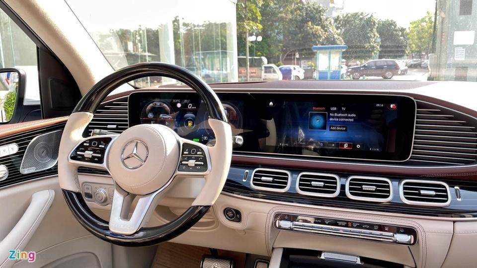 Mercedes-Maybach GLS 600 tai Viet Nam anh 16