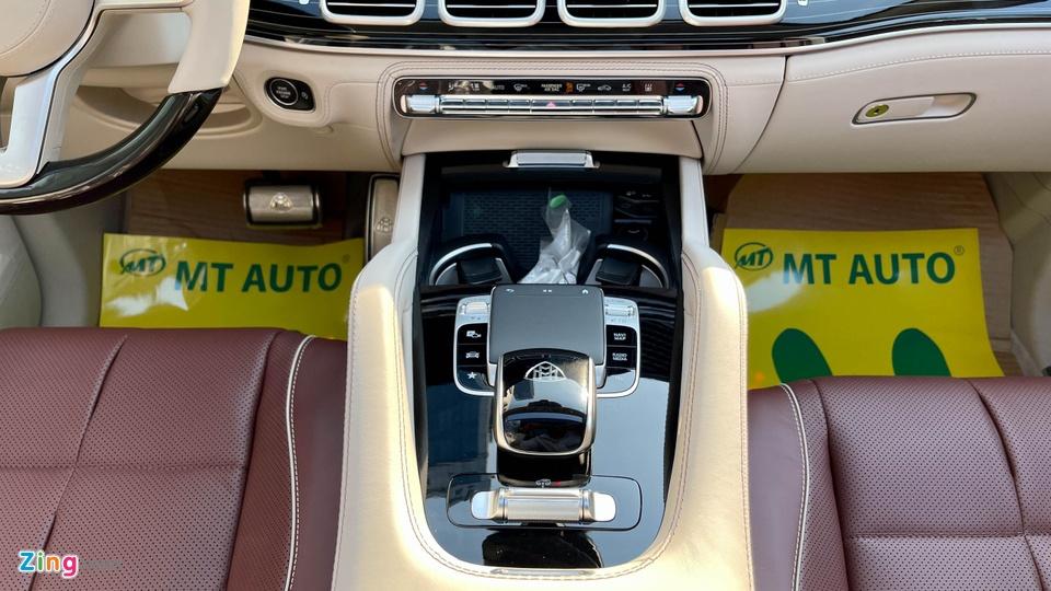 Mercedes-Maybach GLS 600 tai Viet Nam anh 25