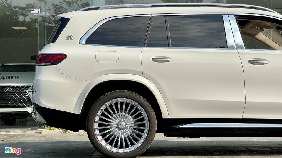 Mercedes-Maybach GLS 600 tai Viet Nam anh 9