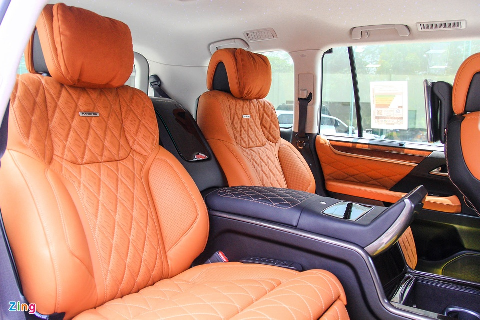 Lexus LX570 Supersport do MBS anh 12