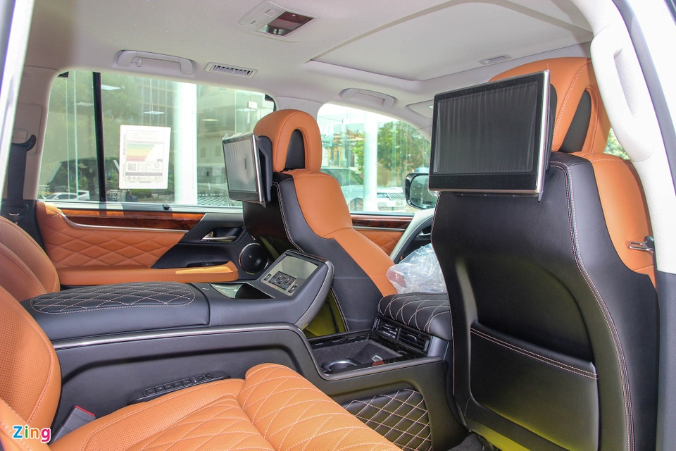 Lexus LX570 Supersport do MBS anh 15