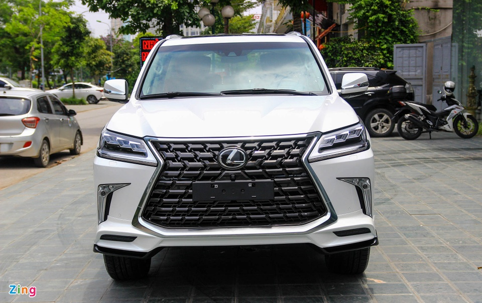 Lexus LX570 Supersport do MBS anh 5