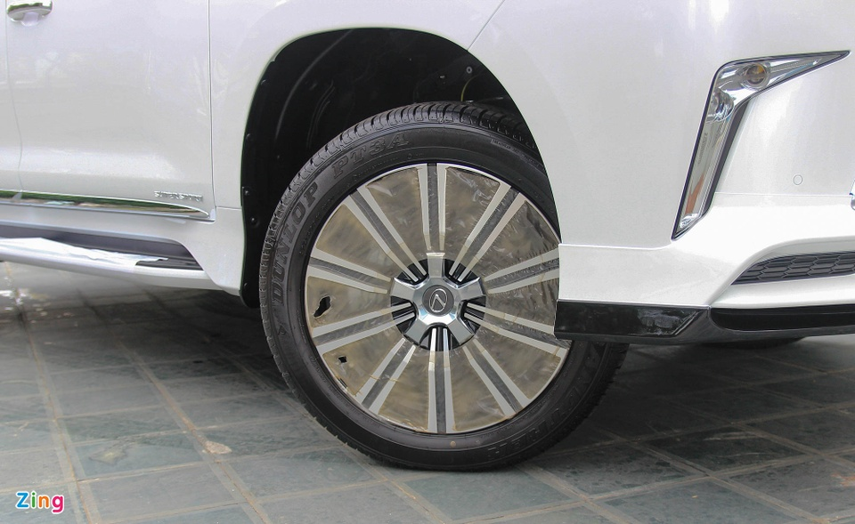 Lexus LX570 Supersport do MBS anh 3