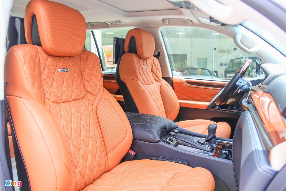 Lexus LX570 Supersport do MBS anh 7