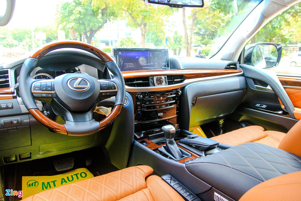 Lexus LX570 Supersport do MBS anh 9