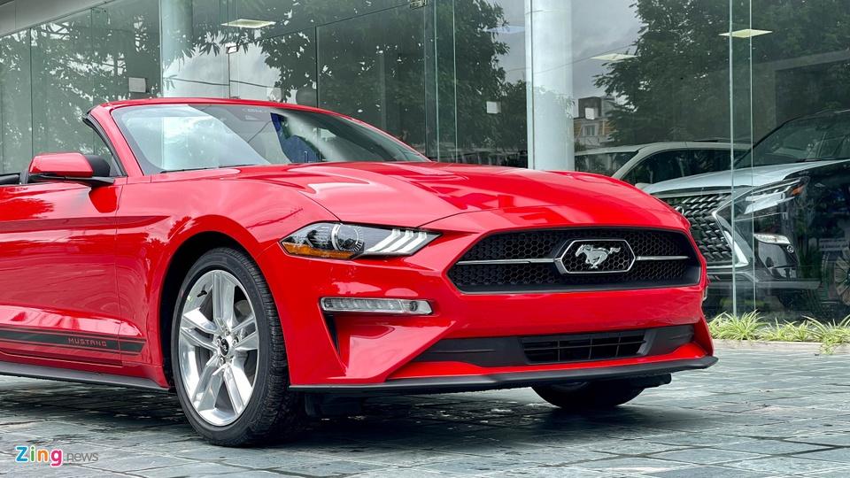 Ford Mustang 2021 tai Viet Nam anh 21