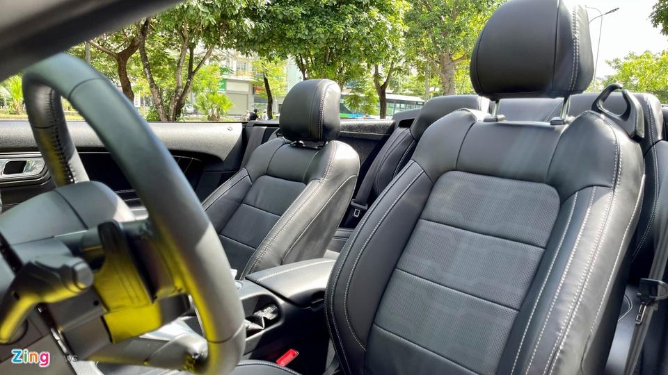 Ford Mustang 2021 tai Viet Nam anh 13