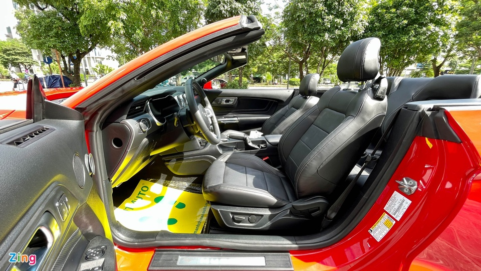 Ford Mustang 2021 tai Viet Nam anh 20