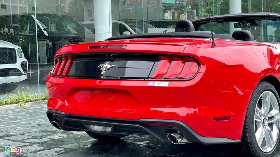 Ford Mustang 2021 tai Viet Nam anh 10