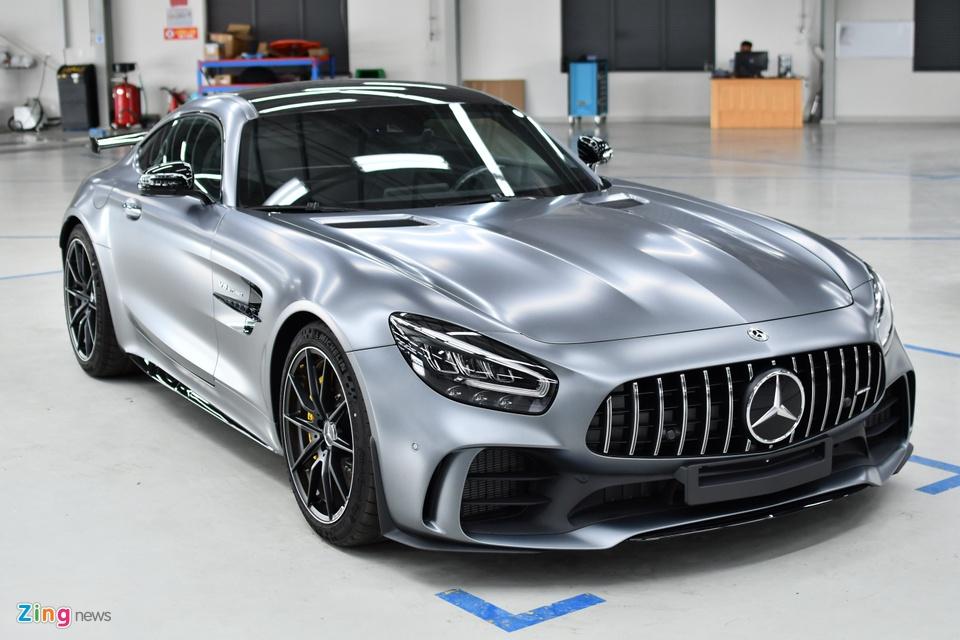 xe sang Mercedes-Benz anh 8