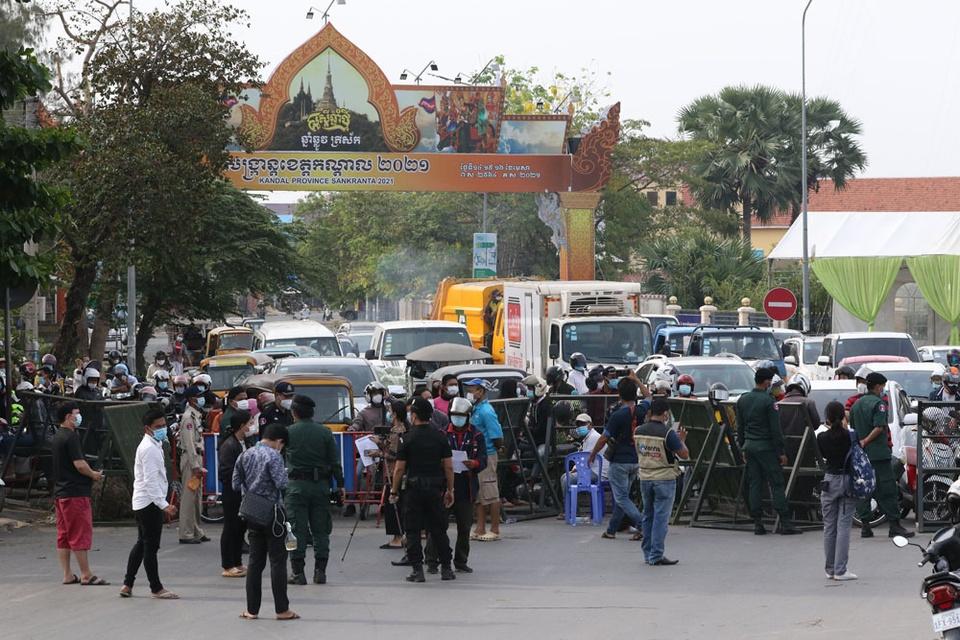 Campuchia phong toa thu do Phnom Penh anh 5