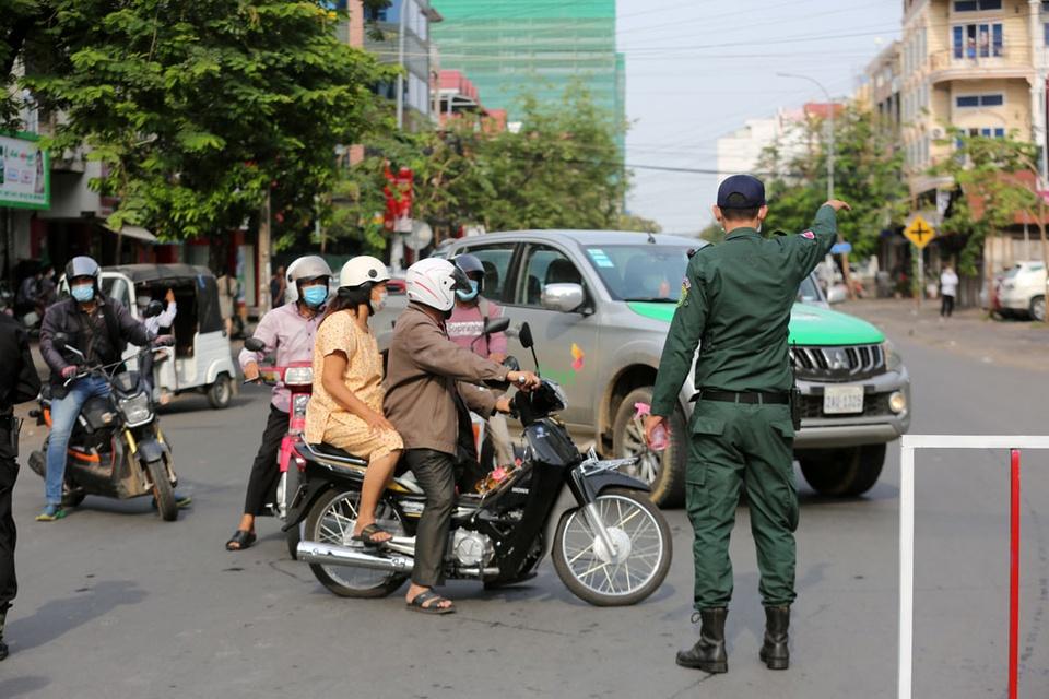 Campuchia phong toa thu do Phnom Penh anh 6