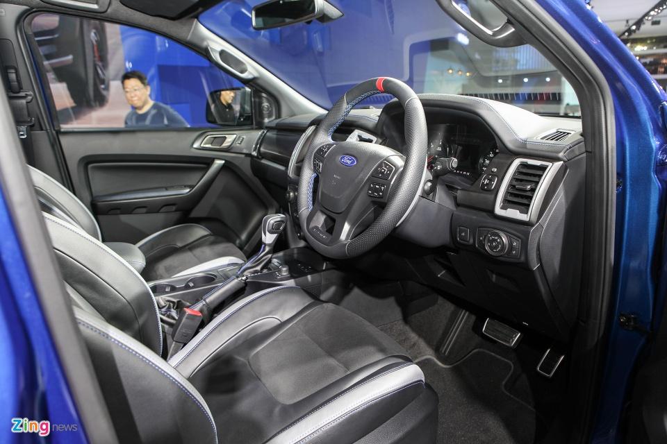 Can canh 'sieu ban tai' Ford Ranger Raptor 2018 hinh anh 9