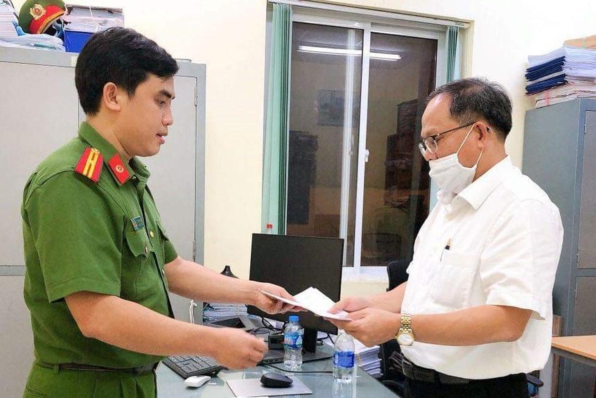 Ong Tat Thanh Cang va dong pham gay thiet hai 1.103 ty cho Sadeco hinh anh